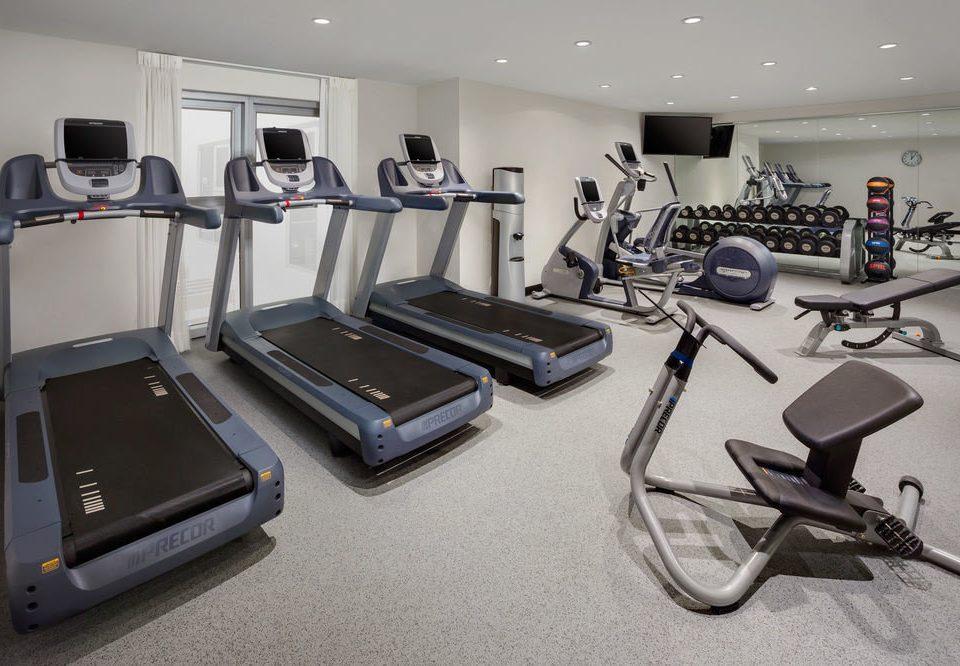 structure gym sport venue Sport exercise machine