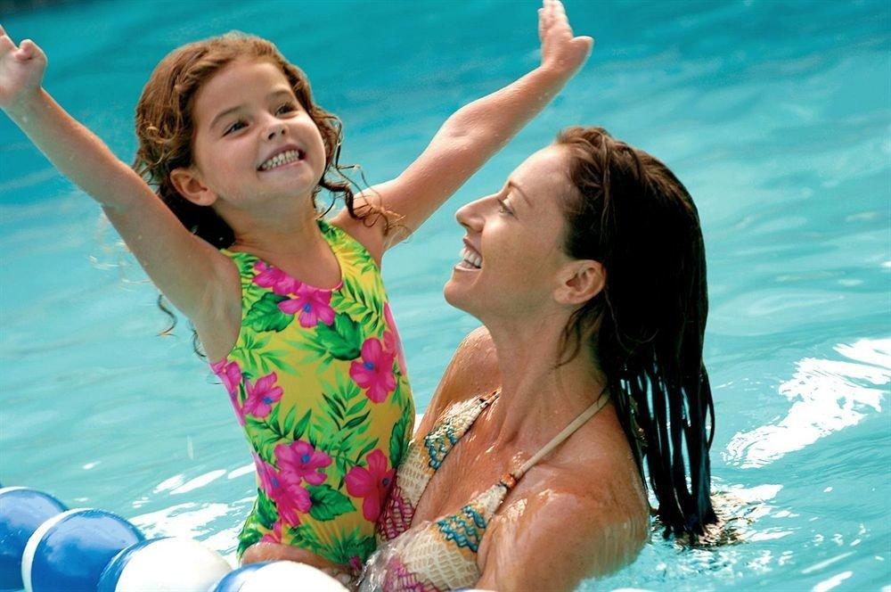 water Sport woman fun swimming pool swimming water sport sports outdoor recreation swimwear female