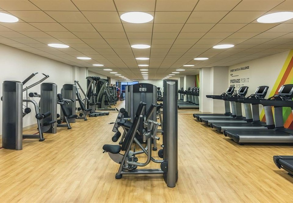 structure gym Sport sport venue office hard