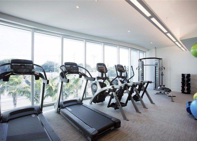 structure gym sport venue leisure Sport
