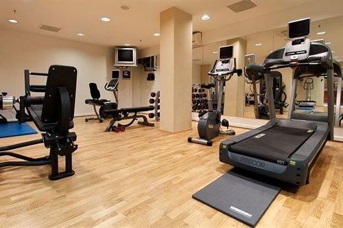 structure Sport gym sport venue muscle