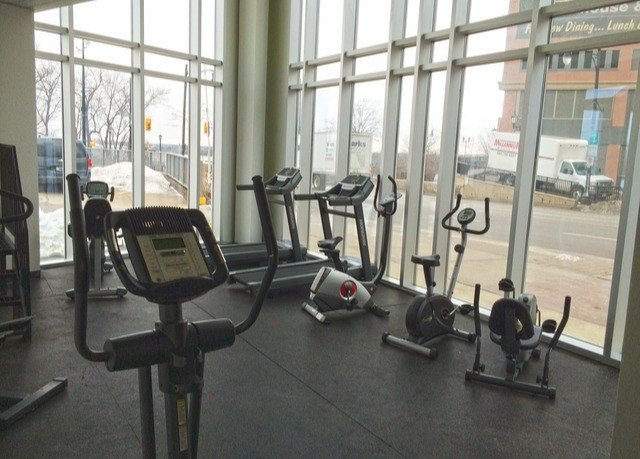 structure gym property sport venue Sport