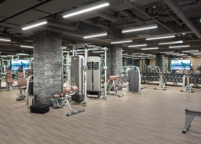 structure gym sport venue Sport