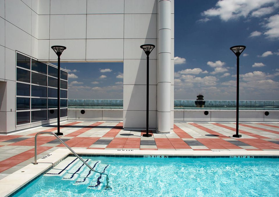 swimming pool structure