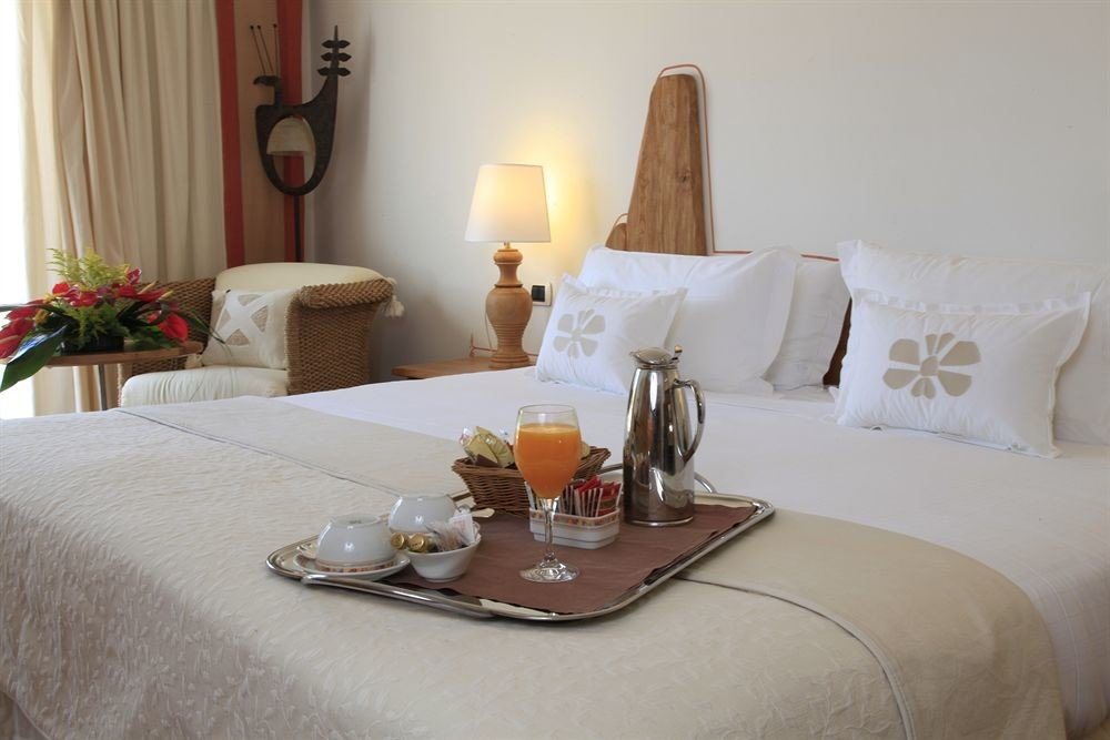 property living room Suite bed sheet home cottage textile arranged
