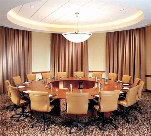 chair conference hall function hall convention center auditorium meeting Suite dining table