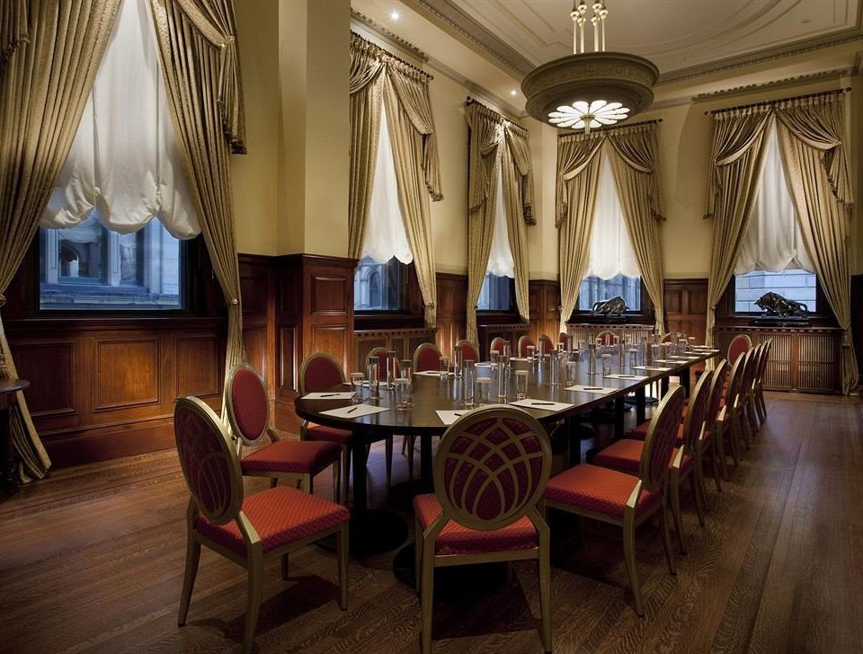 Suite restaurant function hall ballroom mansion dining table