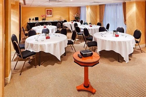 chair restaurant function hall banquet Suite conference hall cluttered