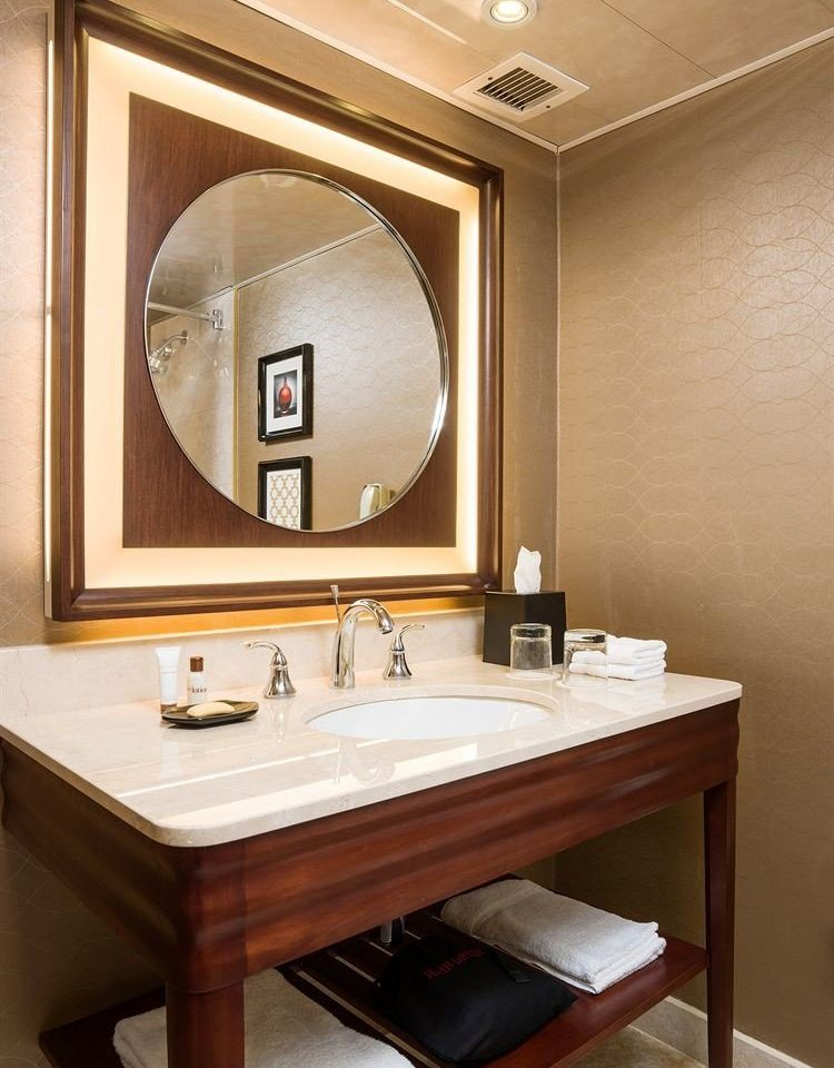 bathroom mirror sink plumbing fixture Suite cabinetry lighting bathroom cabinet