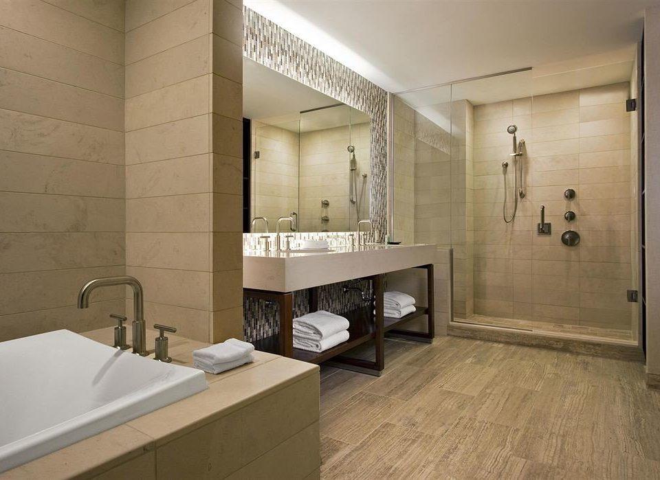 bathroom property sink flooring plumbing fixture Suite bathtub tile