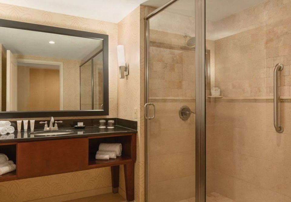 bathroom property sink home cabinetry Suite flooring tan