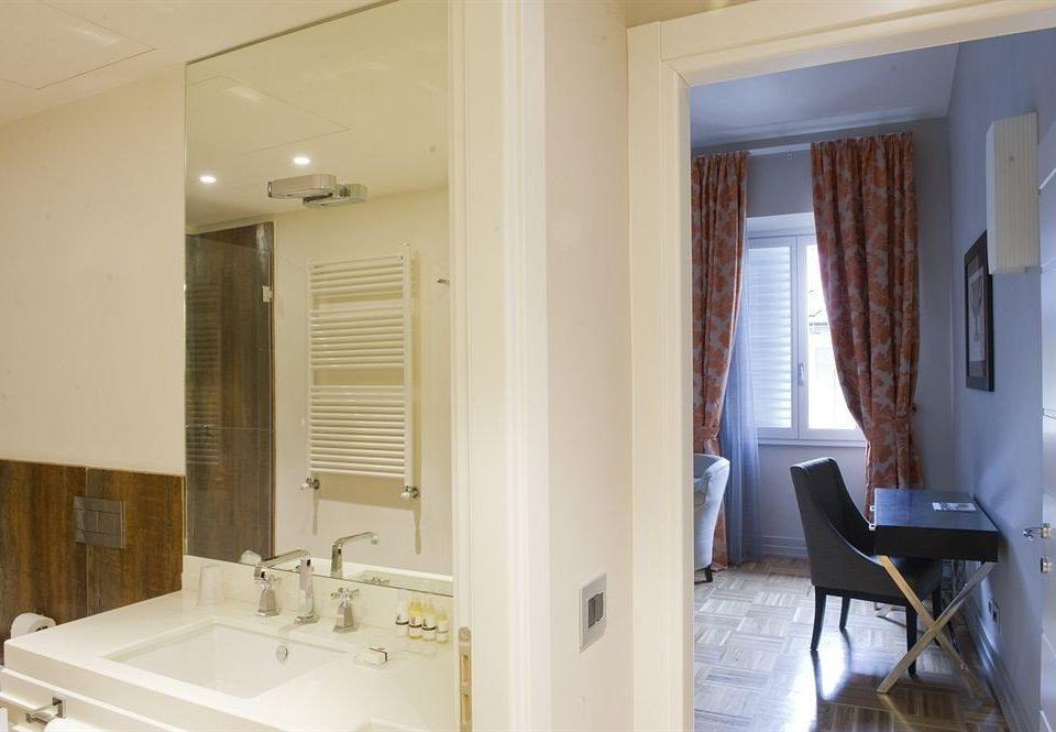 bathroom property sink home white cottage Suite condominium