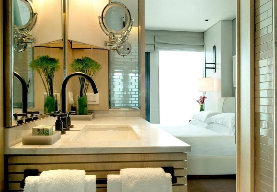 bathroom property home sink lighting condominium living room Suite mansion cottage plumbing fixture