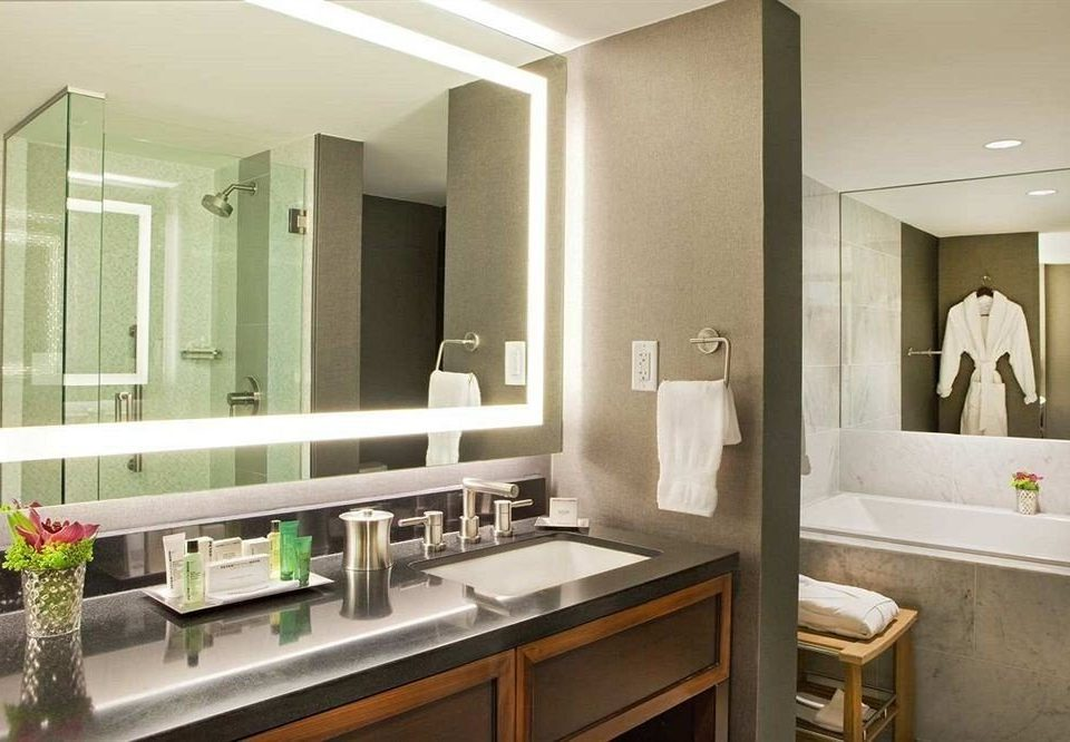 property condominium sink bathroom home Suite counter living room