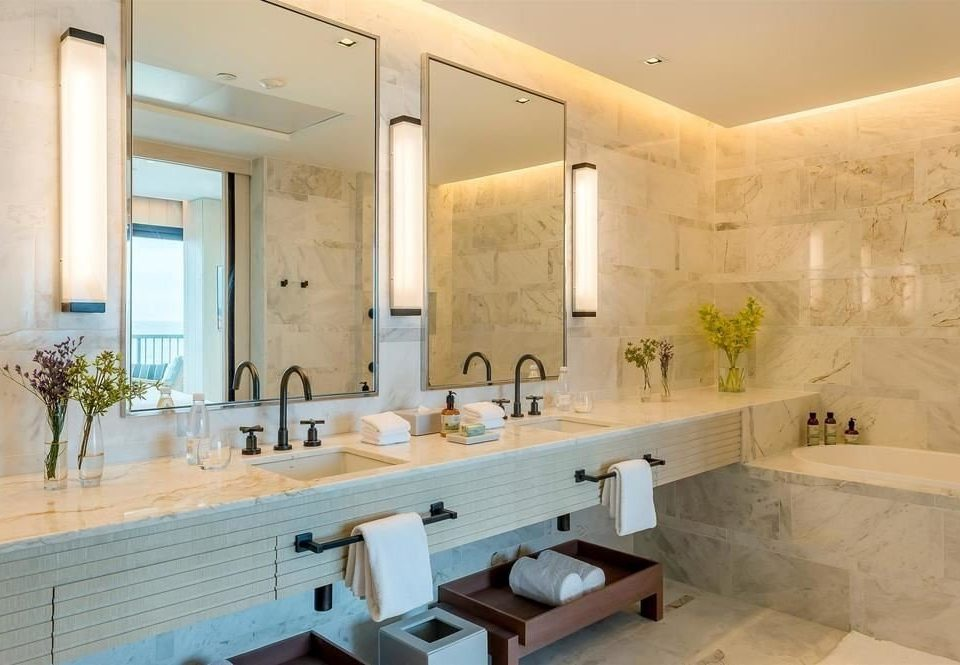 bathroom property sink mirror home Suite condominium