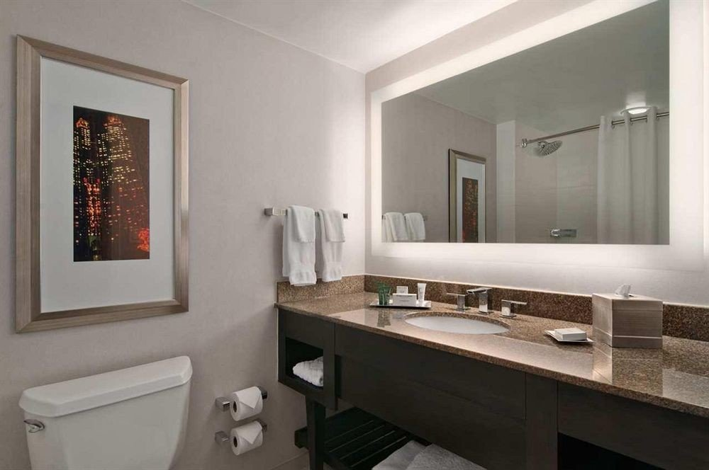 bathroom mirror sink property home counter cottage Suite