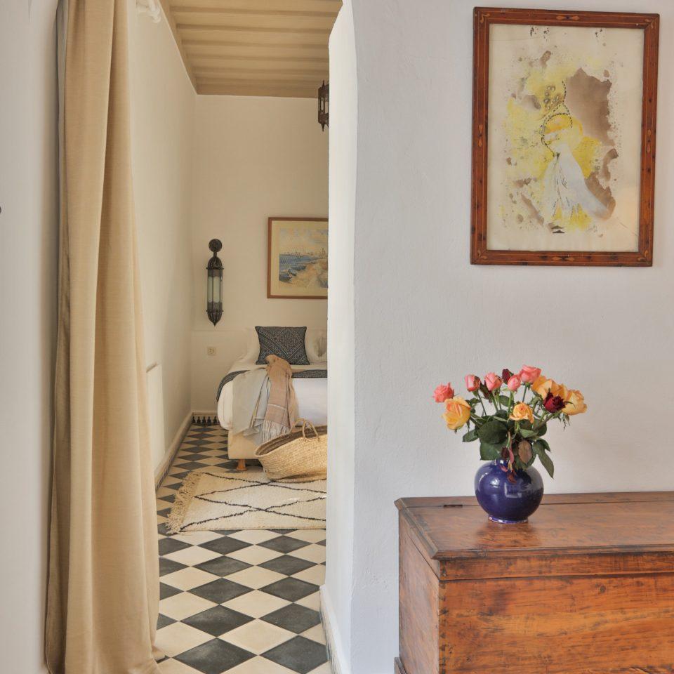 property home cottage living room flooring Suite hall bathroom door