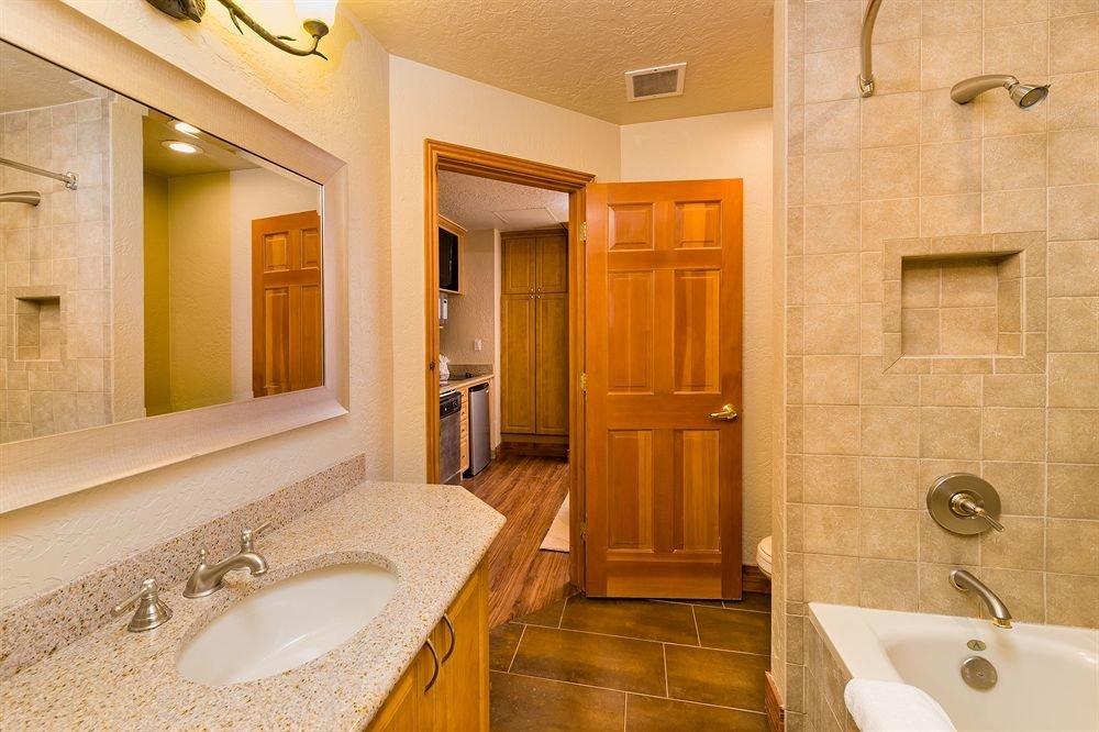 bathroom sink property toilet home Suite flooring cottage