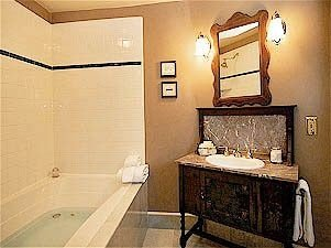 property bathroom cottage Suite home