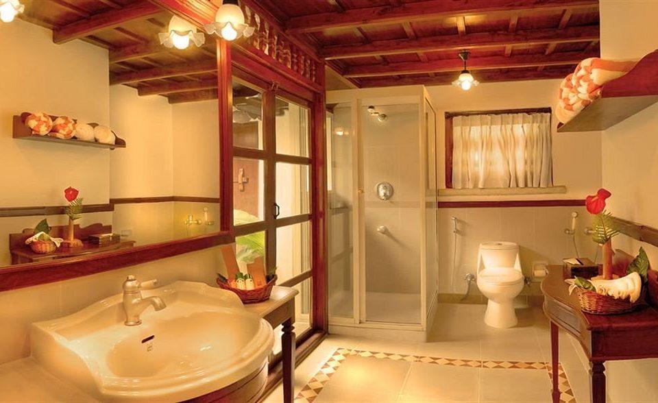 property bathroom home Suite sink cottage