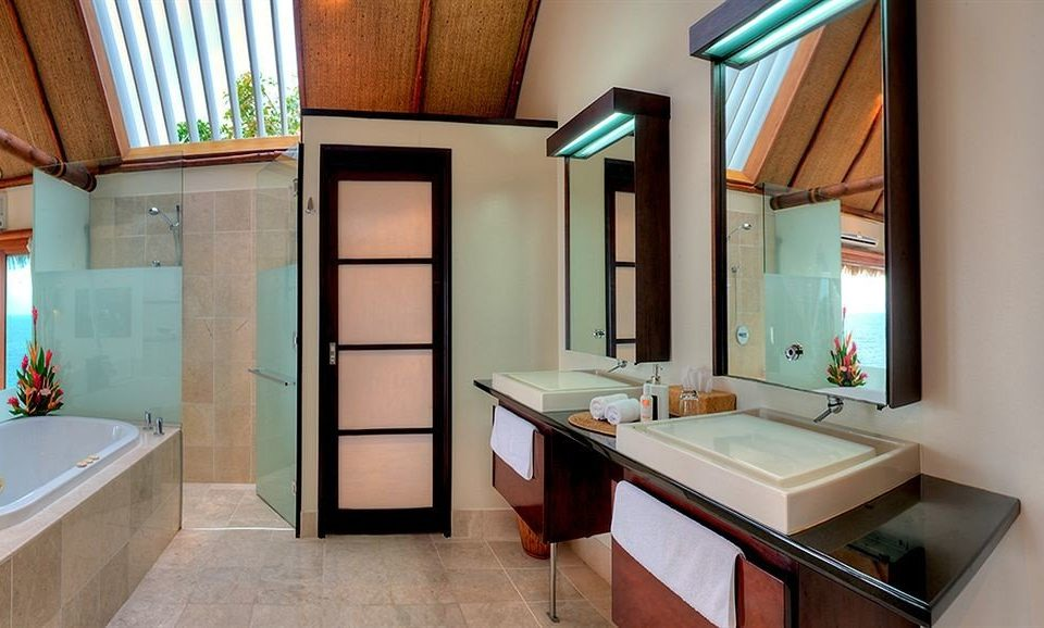 bathroom property sink mirror house home Suite cottage
