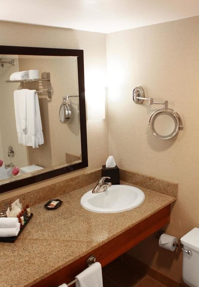 bathroom mirror sink property towel home Suite cottage
