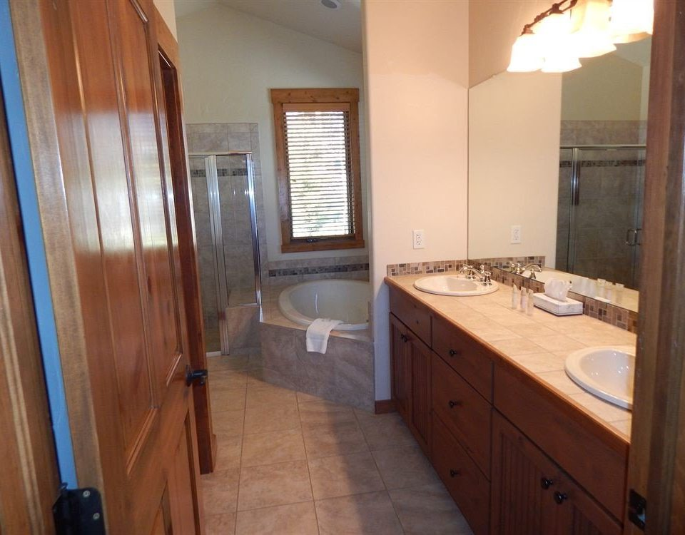 bathroom property house sink cottage home Suite tan
