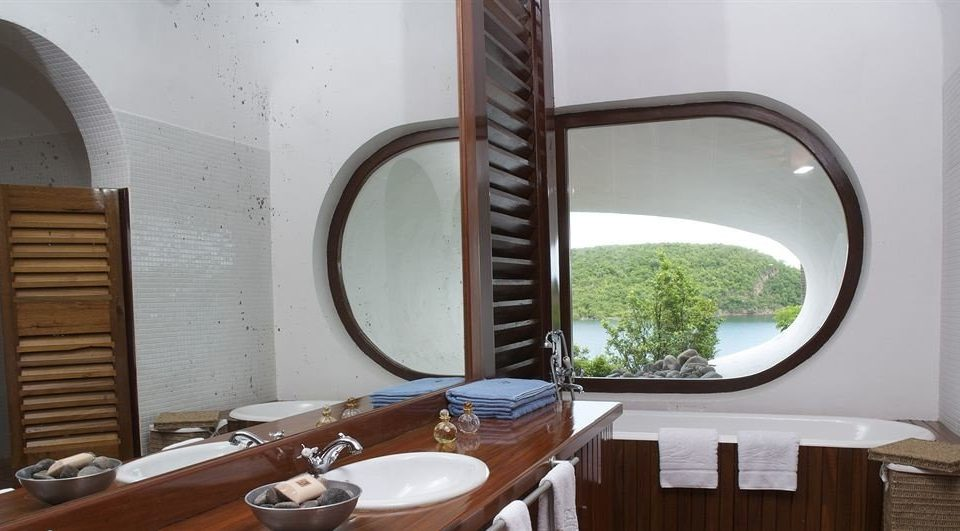 bathroom mirror property sink home cottage Suite