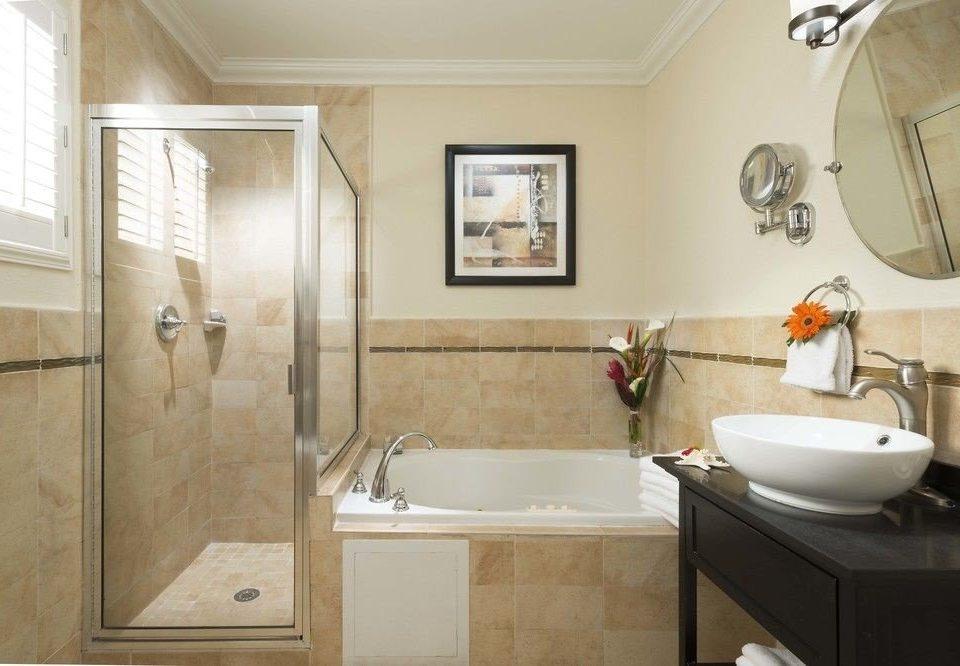 bathroom sink property home cottage Suite