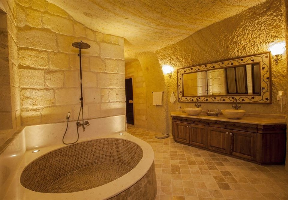 man made object property bathroom toilet Suite swimming pool cottage mansion stone