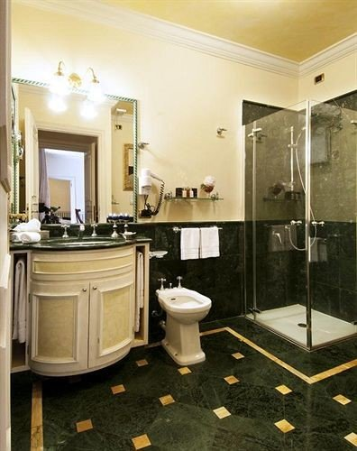 bathroom property home plumbing fixture Suite flooring