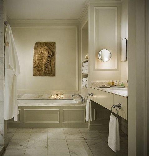 bathroom property sink home flooring Suite plumbing fixture tile