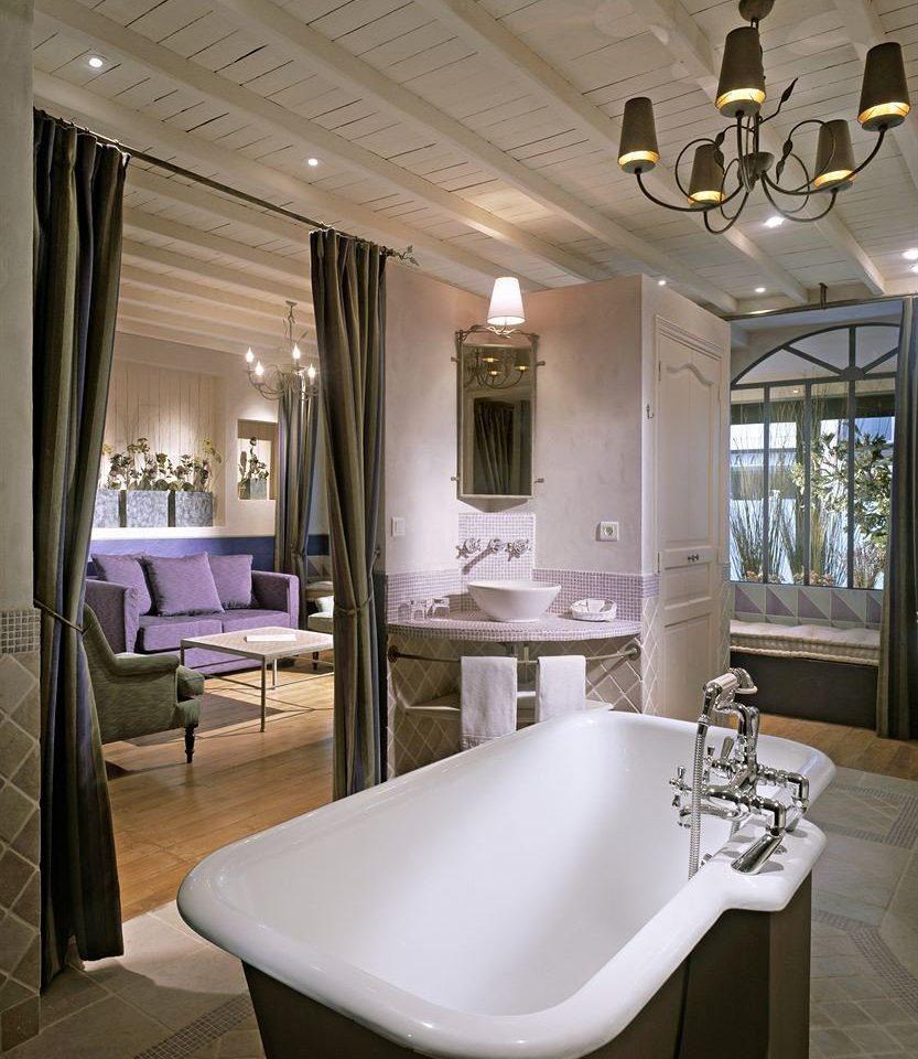 property bathroom home lighting Suite tiled