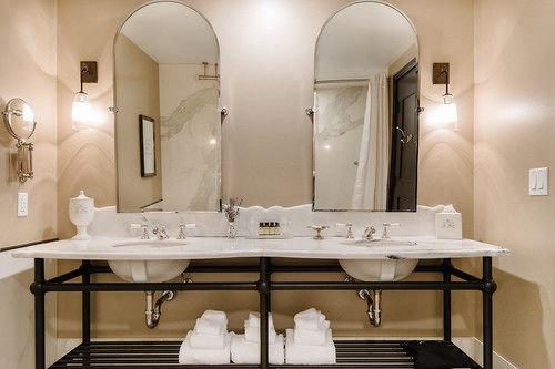 bathroom property sink home Suite long