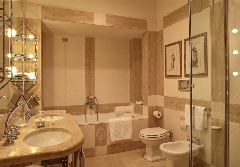 bathroom sink mirror toilet property home white Suite