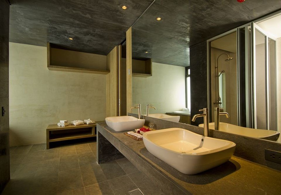 bathroom sink mirror property Suite home toilet