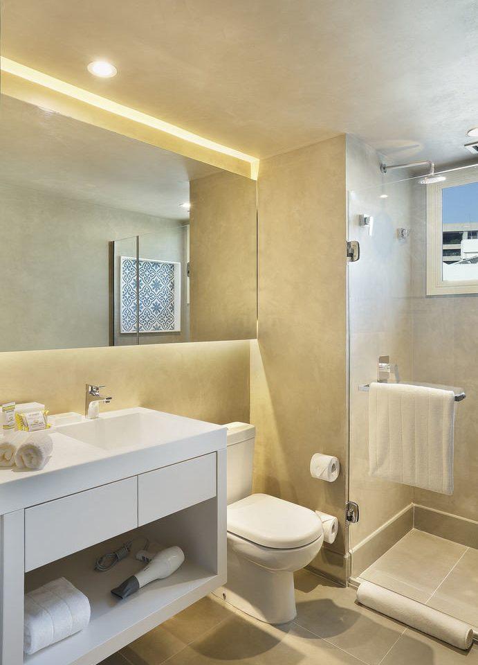 bathroom mirror sink property home plumbing fixture Suite toilet