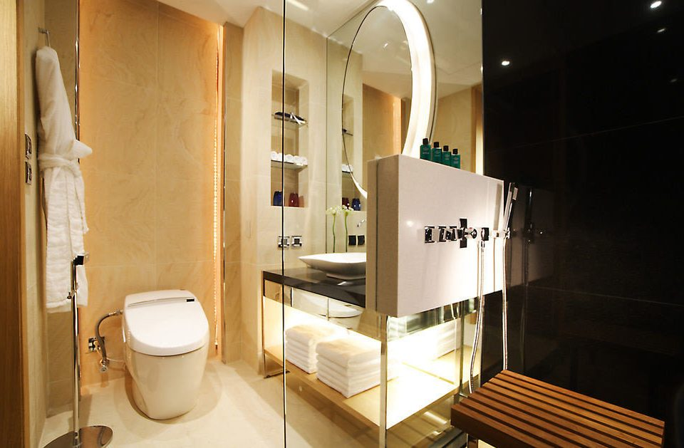 bathroom toilet property Suite home plumbing fixture