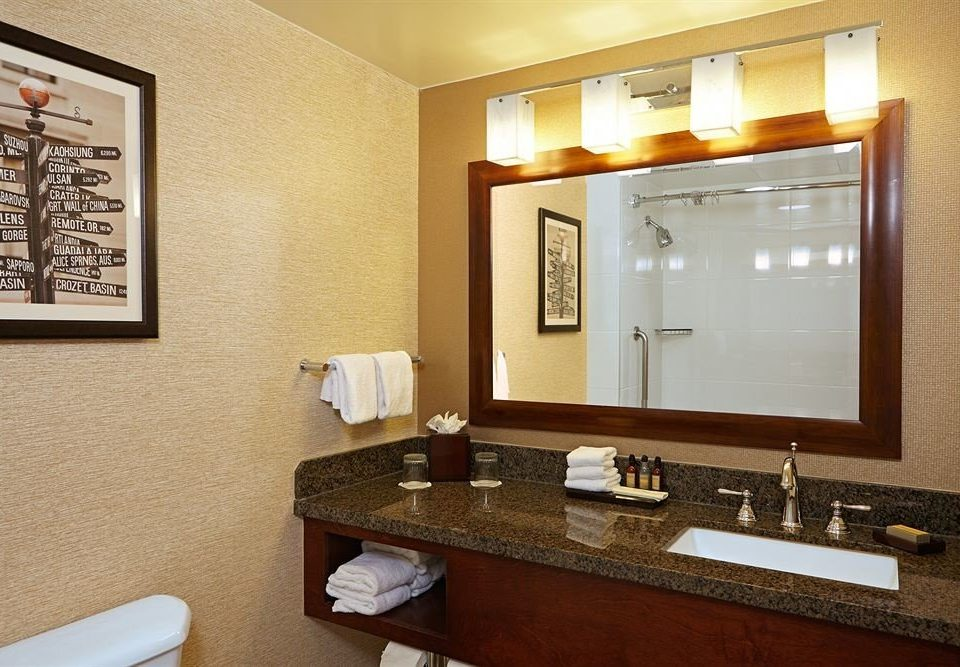 bathroom property sink home Suite