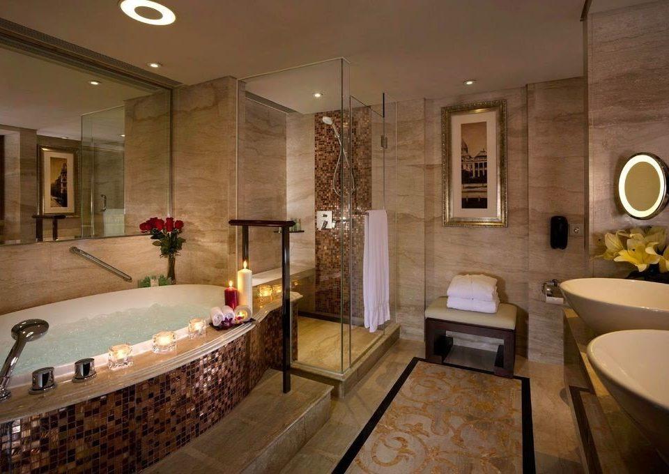 property bathroom sink Suite mansion swimming pool