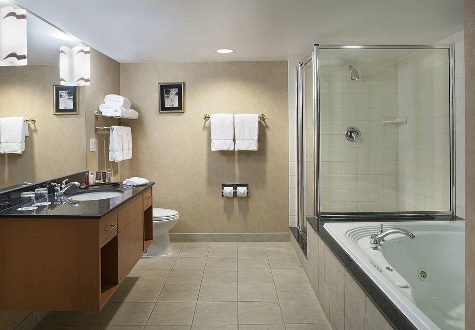 bathroom sink property mirror Suite tan