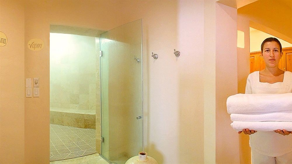 bathroom property yellow Suite