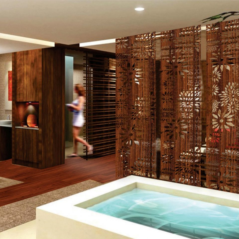 property swimming pool counter Suite bathtub