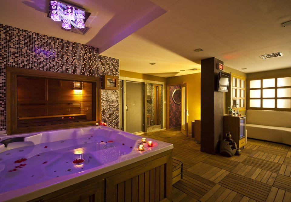 property recreation room swimming pool billiard room lighting Suite mansion