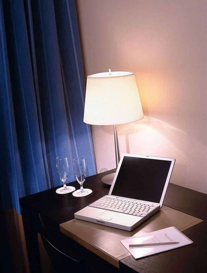 desk blue light house lighting lamp Suite