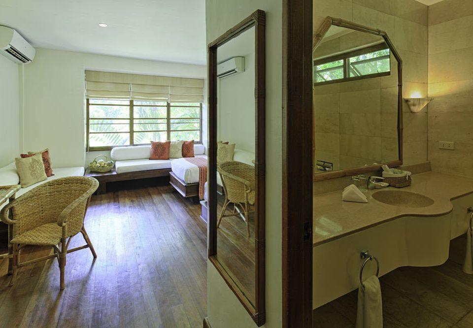 property building house home condominium Suite cottage tan