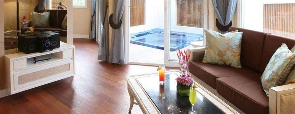 property building home hardwood cottage living room wood flooring flooring Suite hard