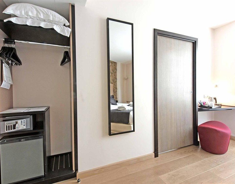 property door living room cabinetry Suite
