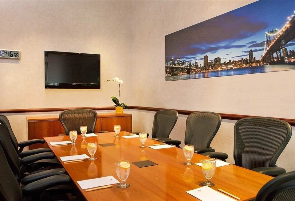 chair property desk conference hall condominium Suite office convention center conference room