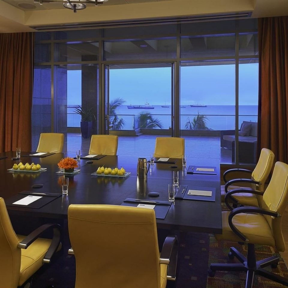 chair property conference hall condominium Suite living room restaurant overlooking